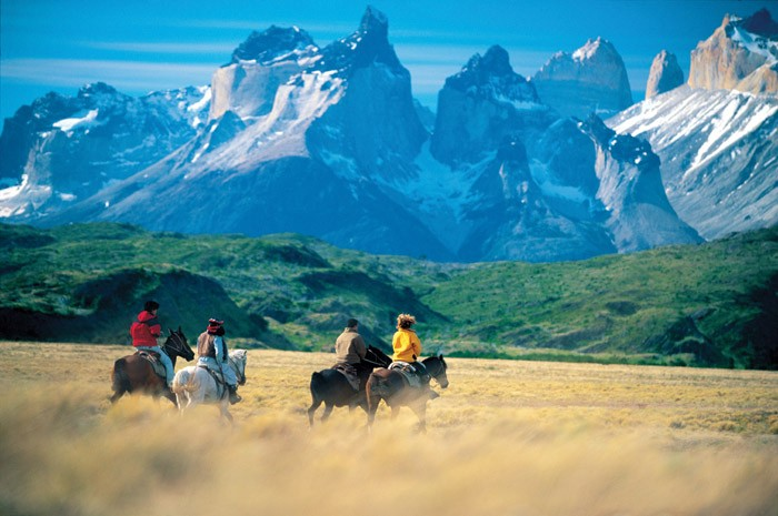 Gaucho lifestyle in Wild Patagonia