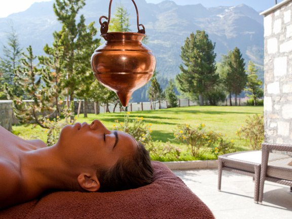 Ayurveda innovation at Palace Wellness